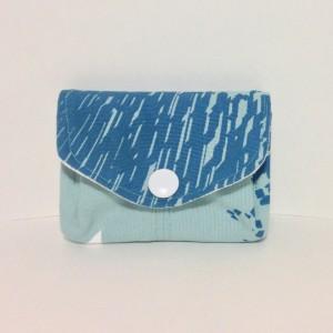 Accordion wallet handmade in Peterborough