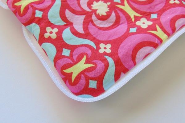 Zippered Necessary Clutch Wallet Tutorial: Part 2- The Little Bird Designs