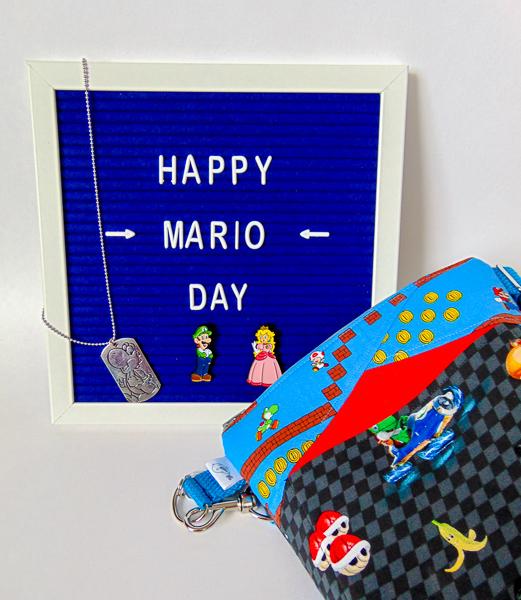 Mario Day Case - The Little Bird Designs - Happy Mario Day