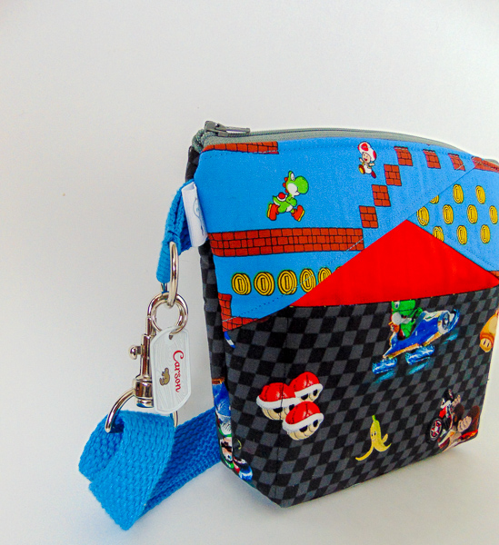 Mario Day Case - The Little Bird Designs - Side