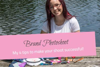 Brand Photoshoot - The Little Bird Designs feature