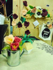 Ellebury Booth - Modern Makers Market - The Little Bird Designs