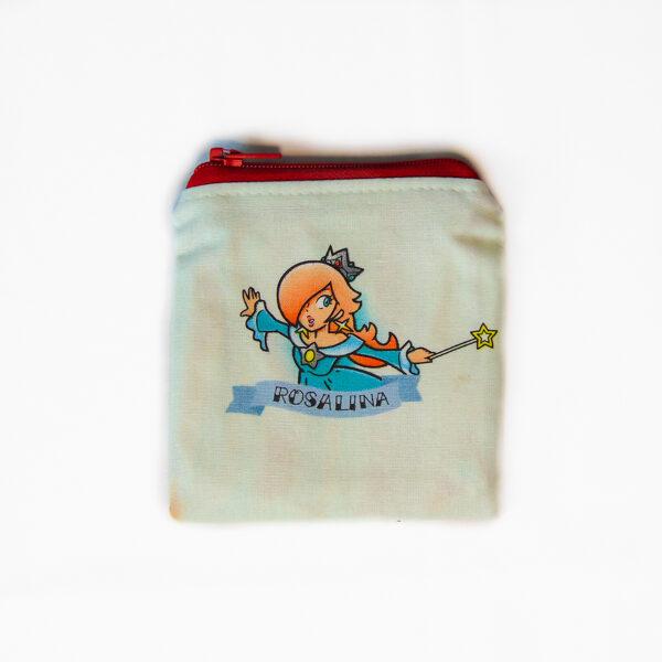 Mario Princesses Pouch - Shop - The Little Bird Designs